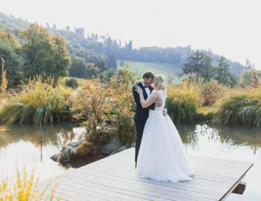 Jenny & Marco - standesamtliche Trauung auf Hofgut Hohenstein