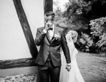 Kristin & Sebastian - freie Trauung voller Emotionen