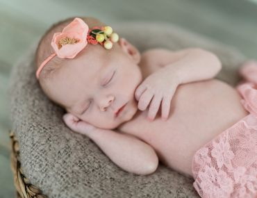 Newborn Shooting - Lara