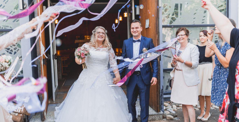 Umweltbewusst heiraten -Tatjana & Mauricio