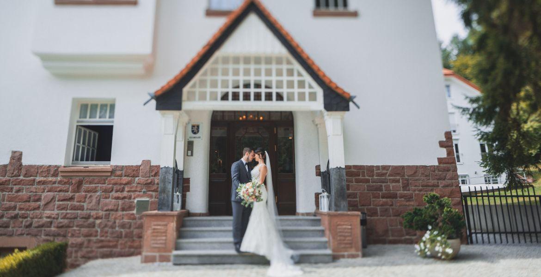 Romina & Michael - Hochzeit auf dem hohen Darsberg